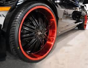 Black Truck Rims With Lip Fiero 174 No 7 Wheels Gloss Black With Lip Rims