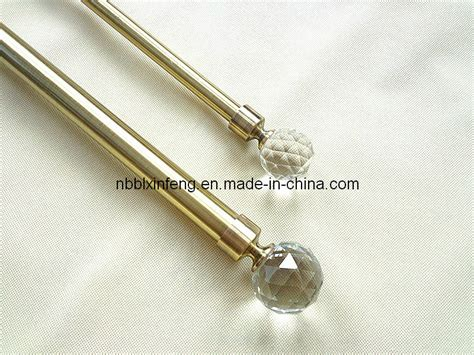 crystal curtain rod china crystal curtain rod finial xf c03 china curtain