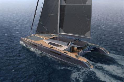mega catamaran sailing yachts sunreef yachts to build mega catamaran aeroyacht 110