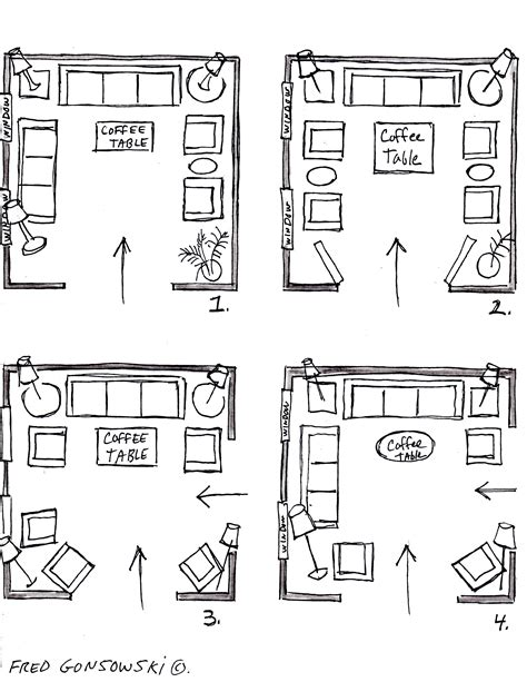 how to place sofa in living room