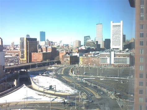 10 Guest Floor 4 Boston Ma - view of the boston harbor from the room picture of