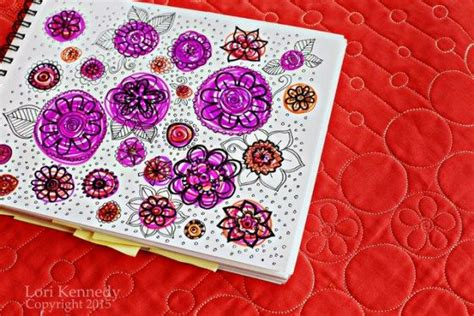 flower doodle quilt kit best 162 free motion quilt ideas images on diy