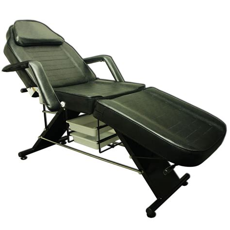 salon spa black dental reiki bed chair adjustable table ebay