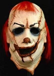 scary halloween masks clown skinner mask killer scary fancy dress up halloween
