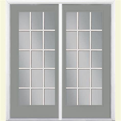 French Patio Door Patio Doors Exterior Doors The Patio Doors Home Depot