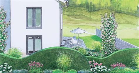 Forum Mein Schoener Garten 5356 gestaltungsideen f 252 r vorg 228 rten mit sichtschutz mein