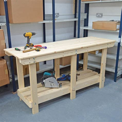 bench cls woodworking 6ft workbench fully constructed made in the uk very