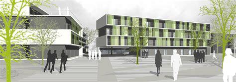 www architect com gallery of student dormitory nickl partner architekten