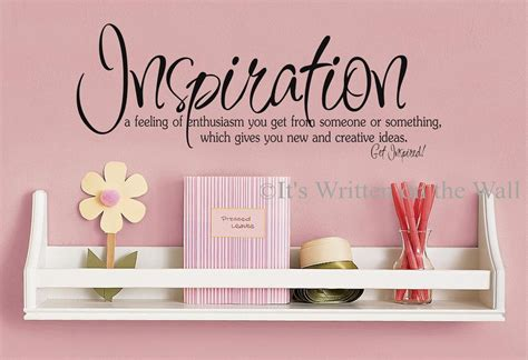 inspiration definition craft room decor studio decor - Craft Room Wall Decor