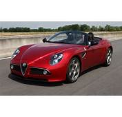 2010 Alfa Romeo 8C Spider  Review Car And Driver