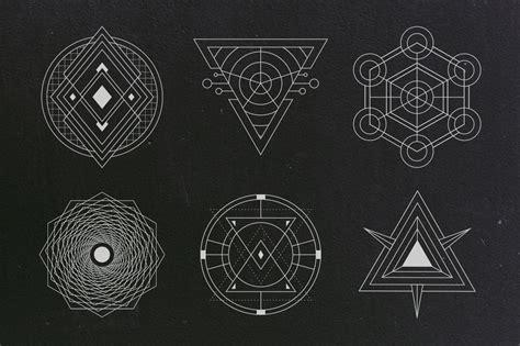 geometric tattoo vector 24 sacred geometry vectors geometry and tattoo