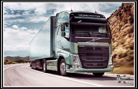volvo truk gambar mobil truk gambar gambar mobil