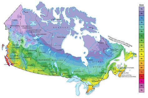 canada gardening zones harvesthyme vegetables and herbs climate zone