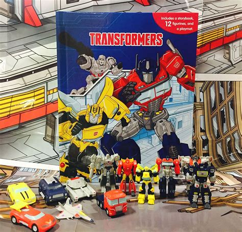 my edition books look at my busy book transformers edition and