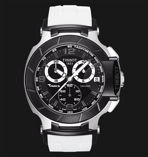 Jam Tangan Tissot Trace tissot t race chronograph gent t048 417 27 057 05