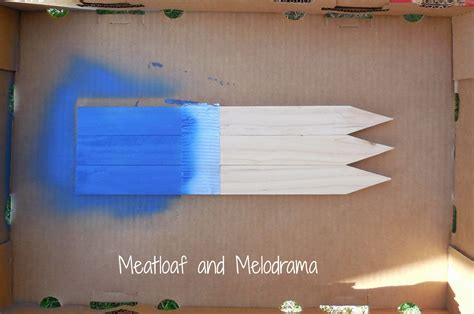 spray paint american flag how to make a wooden american flag meatloaf and melodrama