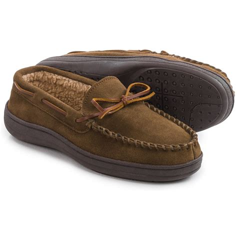 moccasin slippers for clarks suede moccasin slippers for save 40