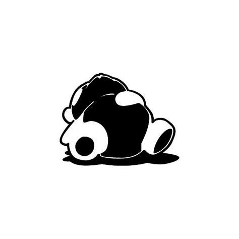 jdm panda jdm sleepy panda passion stickers com