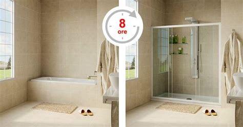 come trasformare la vasca in doccia trasformare vasca in doccia