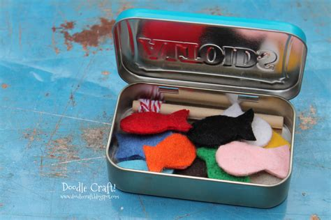 pocket size missing you for the holidays an coloring book for those missing a loved one during the holidays books doodlecraft pocket sized magnetic fishing set in altoids tin