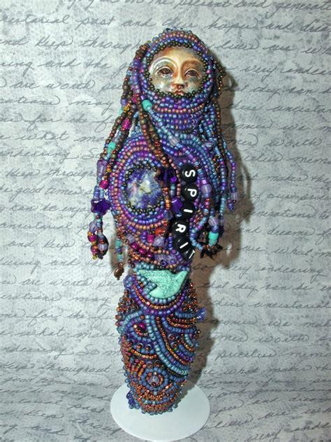 beaded shaman dolls the hermetic library