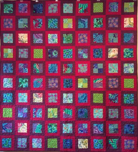 Kaffe Fassett Quilt Kits by Kaffe Fassett Collective 6 Design Strips Quilt Kit