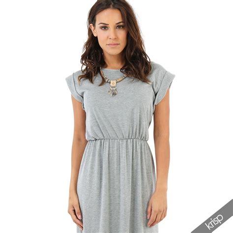 I Jersey Dresses by Krisp Oversized Sleeve Stretch