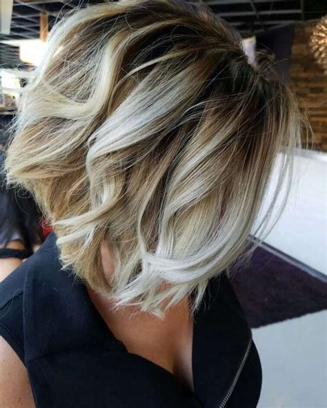 image result for blunt bangs and balayage coiffure coiffures m 232 ches et beaut 233 id 233 e tendance coupe coiffure femme 2017 2018 balayage ombr 233 blond cendre pour cheveux