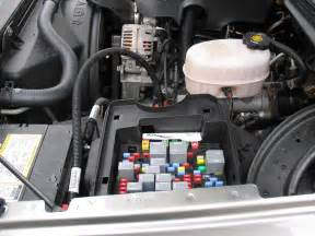 chevrolet silverado gmt800 1999 2006 fuse box diagram