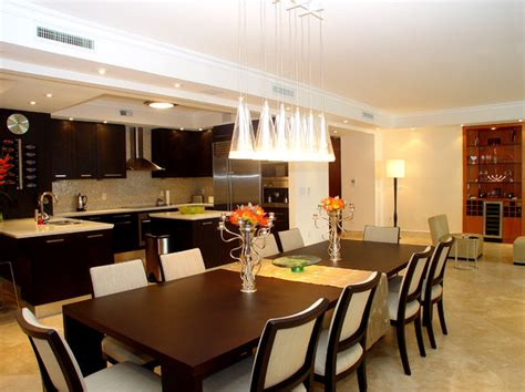 Interior Design Kitchen Dining Room by J Design Interior Designers Miami Bal Harbour