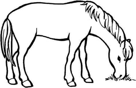 Imagenes Para Colorear Un Caballo | imagen zone gt dibujos para colorear gt animales caballos
