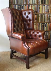 leather chairs of bath leather wing chair chelsea design