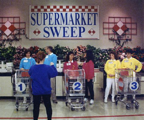 Supermarket Sweepstakes - classic game shows cxf culture crossfire culturecrossfire com