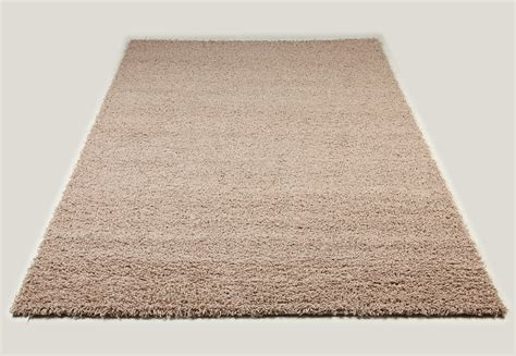 Tapis Beige Salon by Tapis Shaggy Beige De Salon Vasco 2
