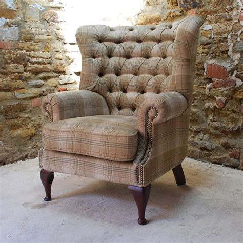 Tartan Chesterfield Sofa 17 Best Images About Chesterfield Chairs On Ralph Wool And Plaid