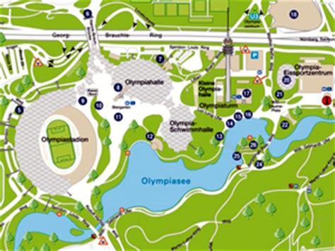 olympiahalle münchen eingang ost anfahrt zum olympiapark m 252 nchen im offiziellen