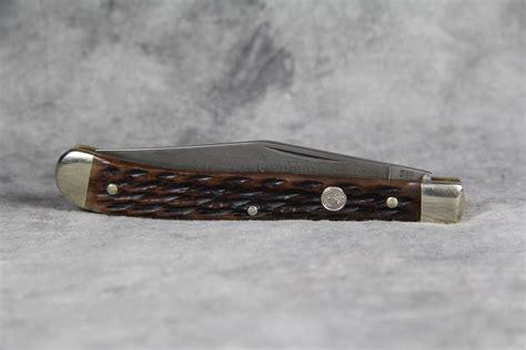 boker tree brand pocket knife boker tree brand 93 bone slimline trapper pocket knife