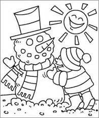 kaboose coloring pages winter coloring pages from kaboose of the four seasons