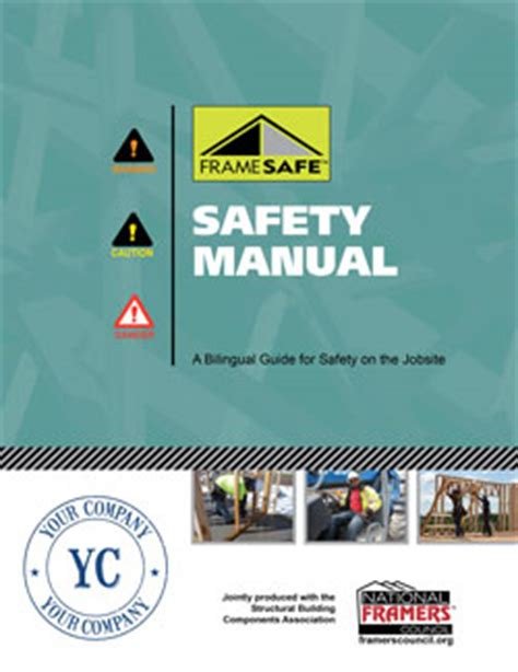 company safety manual template why effective jobsite does more than promote