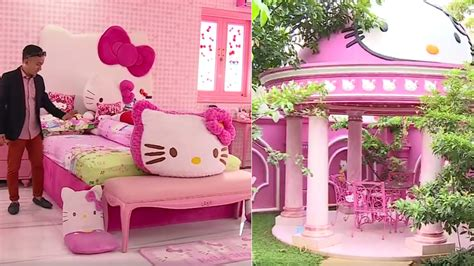 hello kitty mansion hello kitty mansion home design