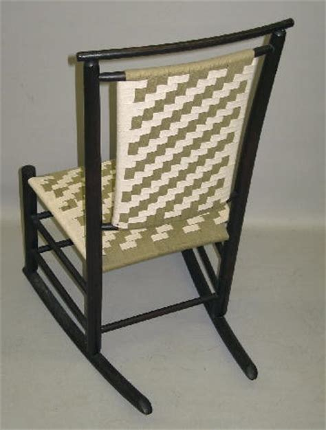 Small Armless Chair Armless Rocker Small Rocking Chair With Taped Se 1333967