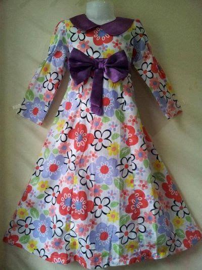 Baju Anak Katun Gamis Anak Katun Jepang Terbaru Sentra Obral Baju