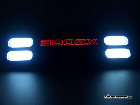 300zx Lights by Nissan 300zx 99 Spec Rear Lights