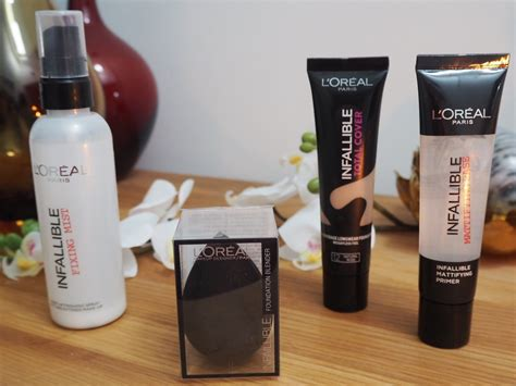 Loreal Total Cover Foundation new l oreal infallible total cover foundation review niapattenlooks