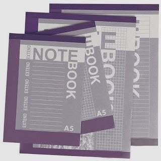 kreatif digital printing block note