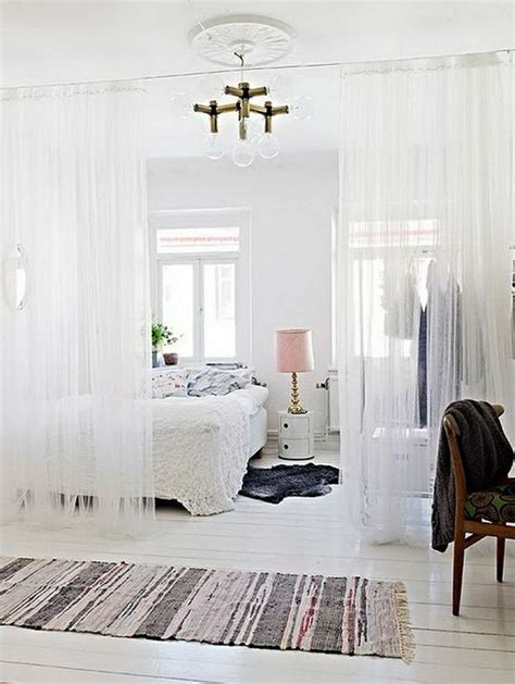 curtain as room divider how to make curtain room dividers myideasbedroom com