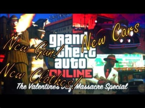 gta 5 valentines dlc clothes new gta 5 dlc release valentines day dlc new cars new