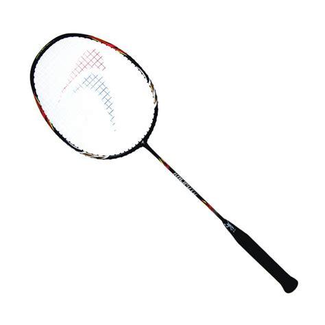 Raket Yonex Blacken jual flypower kaliputu raket badminton black