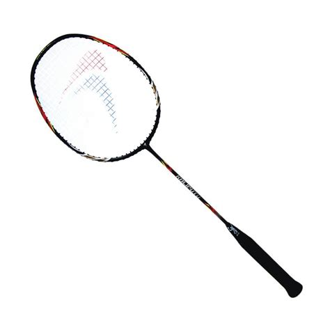 Raket Yonex Untuk Pemula jual flypower kaliputu raket badminton black