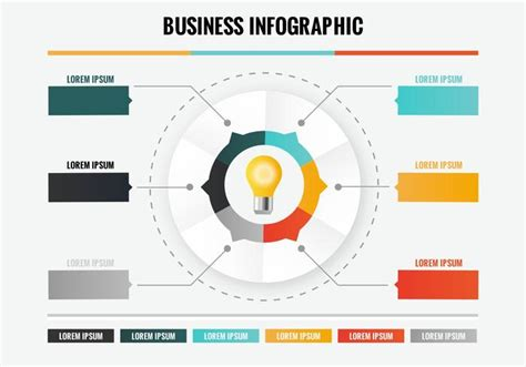 infographic layout vector infographic vector template download free vector art